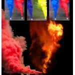 Дымы и файеры